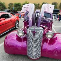 Classically Cool Car Show